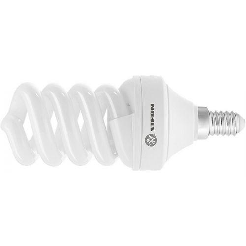 Лампа компактная люминесцентная, спиральная, 9 W, 2700K, E14, 8000ч Stern - 90921