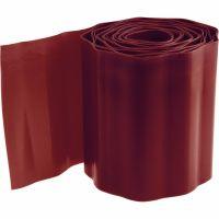 Бордюрная лента, 15х900 см, полипропиленовая, коричневая, Россия Palisad - 64484