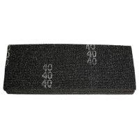 Сетка абразивная, P 120, 106 х 280 мм, 25 шт Matrix Master - 75172