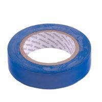Изолента ПВХ, 15 мм х 10 м, синяя, 150 мкм Matrix - 88770