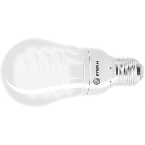 Лампа компактная люминесцентная, колба, 11 W, 2700K, E27, 8000ч Stern - 90965