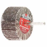 Круг лепестковый для дрели, 60 х 30 х 6 мм, Р 150 Matrix - 74127