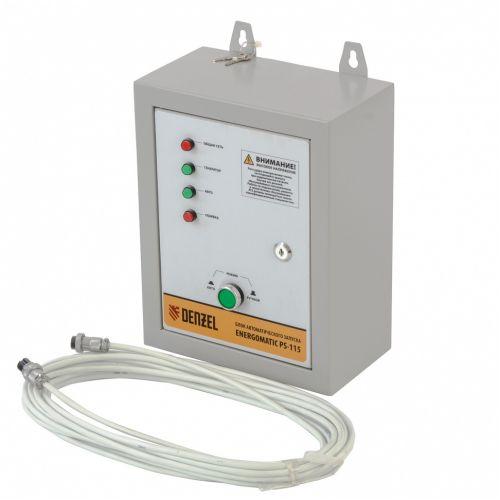 Блок автоматического запуска генератора Energomatic PS 115 Denzel - 946714