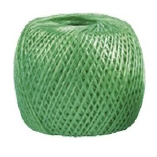 Шпагат полипропиленовый, зеленый 60 м, 1200 текс Россия Сибртех - 93976