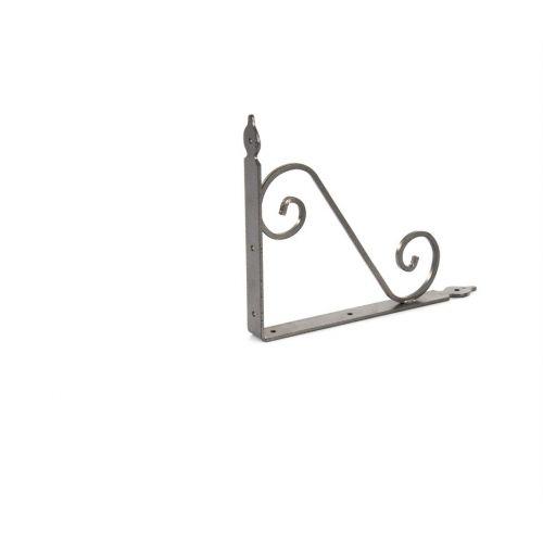 Кронштейн декоративный, 240 х 290 х 30 х 3.5 мм, темно-серый Сибртех - 94063