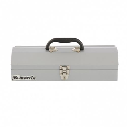 Ящик для инструмента, 410 х 154 х 95 мм, металлический Matrix - 906035