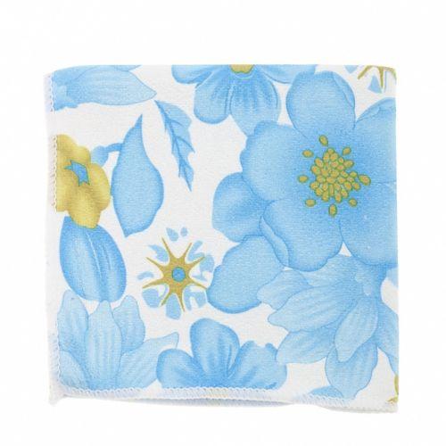 Салфетки из микрофибры синие 300 х 300 мм Elfe - 92306