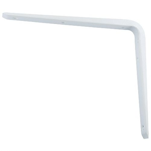 Кронштейн стальной, 125 х 150 мм, белый Сибртех - 94031