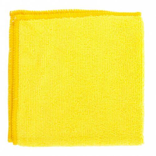Салфетка универсальные из микрофибры желтые 300 х 300 мм Elfe - 92303