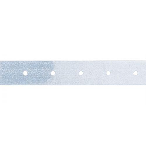 Лента тарная, 0,55 мм, LT 2 см х 25 м, цинк Россия Сибртех - 46554