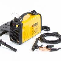Аппарат инверторный дуговой сварки ММА-220ID, 220 А, ПВР 60%, диаметр электрода 1,6-5 мм, провод 2м Denzel - 94348