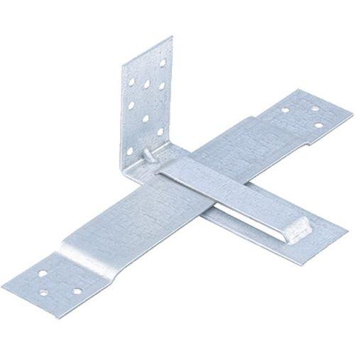 Опора скользящая для стропил закрытая, 2 мм, KUCIS-Z, 120 х 40 мм, цинк Россия Сибртех - 46544