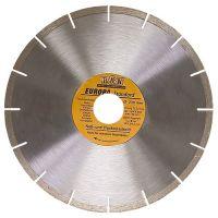 Диск алмазный, отрезной сегментный, 125 х 22,2 мм, сухая резка, EUROPA Standard Sparta - 73163