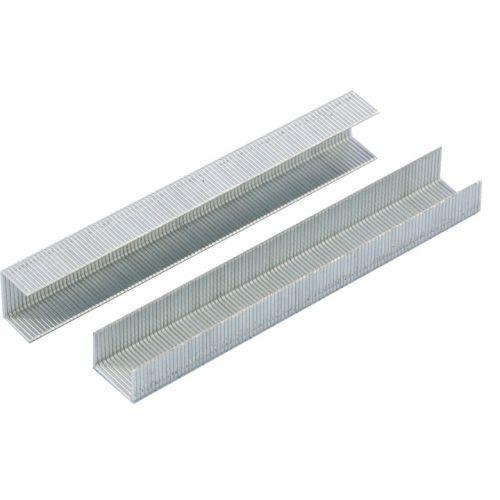 Скобы, 6 мм, для мебельного степлера усиленные, тип 53, 1000 шт Gross - 41706