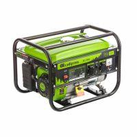 Генератор бензиновый БС-2500, 2,2 кВт, 230В, четырехтактный, 15 л, ручной стартер Сибртех - 94542