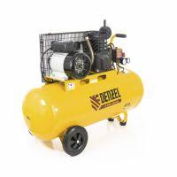 Компрессор воздушный PC 2/100-400, Х-Pro, ременный, 2,3 кВт, 400 л/мин, 100 л, 10 бар Denzel - 58074