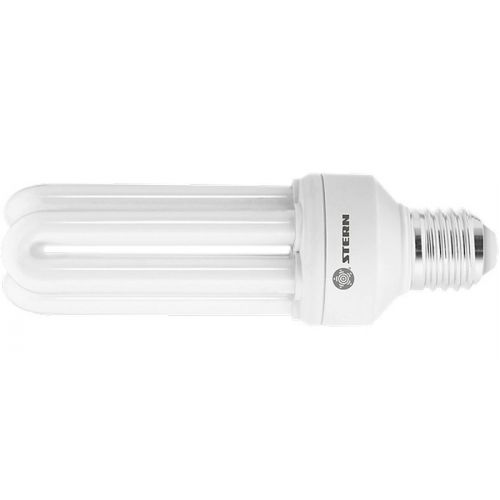 Лампа компактная люминесцентная, дуговая, 20 W, 2700K, E27, 8000ч Stern - 90942