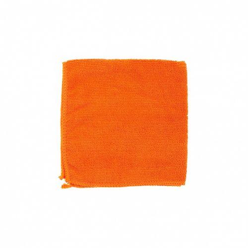 Салфетка универсальные из микрофибры оранжевые 300 х 300 мм Elfe - 92301