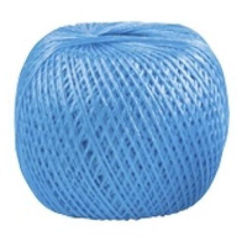 Шпагат полипропиленовый, синий 60 м, 1200 текс Россия Сибртех - 93973
