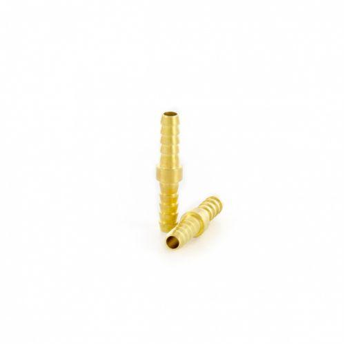 """Штуцер """"елка"""" двусторонний соединительный под шланг 8 мм, 2 шт, Stels - 57062"""