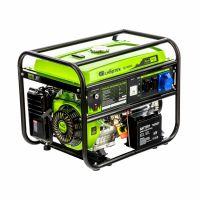 Генератор бензиновый БС-8000Э, 6,6 кВт, 230В, четырехтактный, 25 л, электростартер Сибртех - 94549