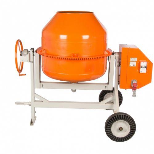 Бетоносмеситель СБР-440А.1, 440 л, 1,5 кВт, 380 В, редуктор. - 95458