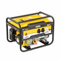 Генератор бензиновый PS 33, 3.3 кВт, 230 В, 15 л, ручной стартер Denzel - 946834