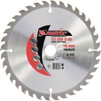 Пильный диск по дереву, 160 х 20 мм, 48 зуба, кольцо 16/20 Matrix Professional - 73212