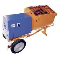 Растворосмеситель РН-200А, 200 л, 1,5 кВт, 380 В, 39, 2 об/мин - 97403