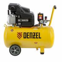 Компрессор воздушный DK1800/50, Х-PRO 1,8 кВт, 280л/мин, 50л Denzel - 58068