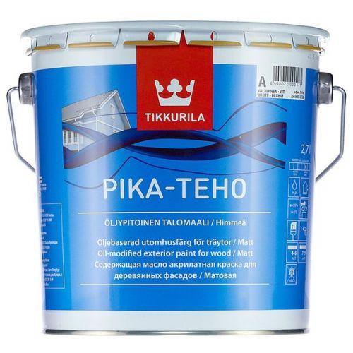 Краска для домов Tikkurila Pika-Teho (C) 9 л