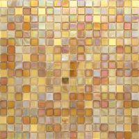 Мозаика из стекла для бассейна Alma Mix 15 мм 04/Chara