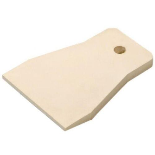 Шпатель резиновый USP 06886 белый 100 мм