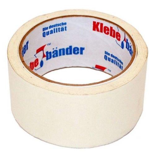 Лента клейкая Klebebander креппированная 50000х50x0.04 мм