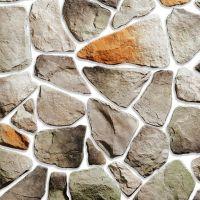 Искусственный камень KR Professional Бут 08210 серо-коричневый