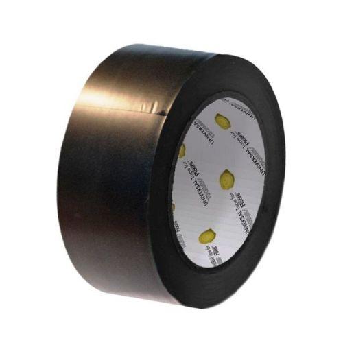 Клейкая лента для танцевального линолеума Tuchler Universal 1005446 Черная 50x33000 мм