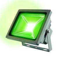 Прожектор светодиодный Uniel ULF-S01-30W/GREEN IP65 110-240В