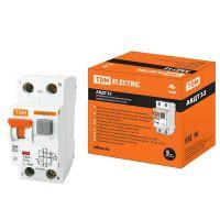 Автоматический выключатель дифференциального тока TDM АВДТ 32 SQ0202-0030 C16 30 мА