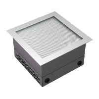 Светильник светодиодный Ledeffect LE-СВО-04-033-0061-20Т Грильято встраиваемый