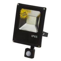 Прожектор светодиодный Glanzen FAD-0011-20 с датчиком движения