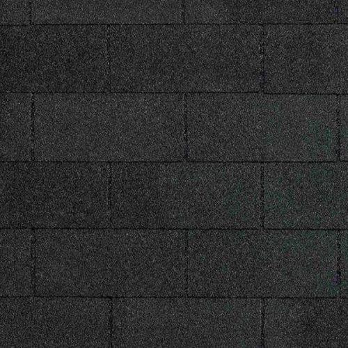 Черепица гибкая CertainTeed СТ20 Moire Black
