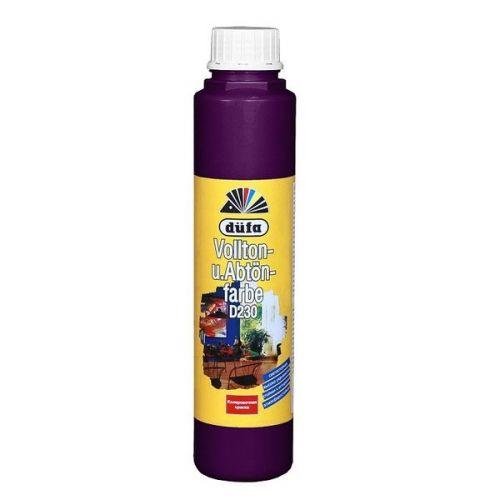 Тонер Dufa D 230 №123 фиолетовый 0,75 л