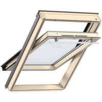 Окно мансардное Velux Optima Комфорт GLR 3073IS (CR02) 550х780 мм ручка сверху