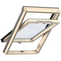 Окно мансардное Velux Optima Стандарт GZR 3050B (FR04) 660х980 мм ручка снизу
