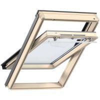 Окно мансардное Velux Optima Стандарт GZR 3050 (CR04) 550х980 мм ручка сверху