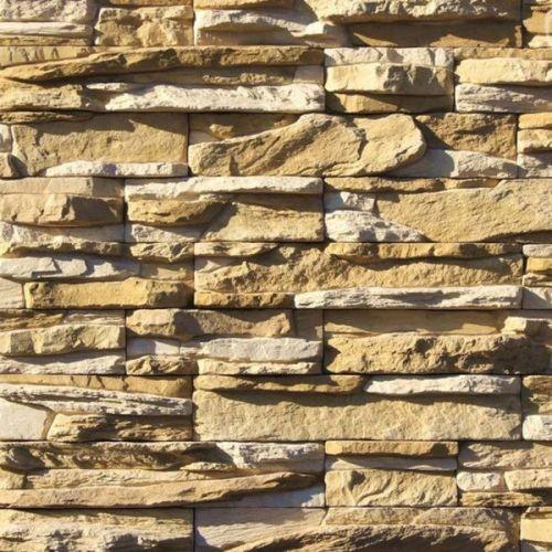 Искусственный камень White Hills Уорд Хилл 130-30 желтый