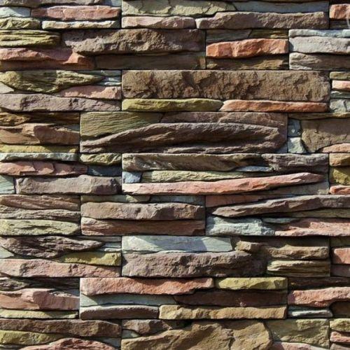 Искусственный камень White Hills Уорд Хилл 131-80 серо-зелёный