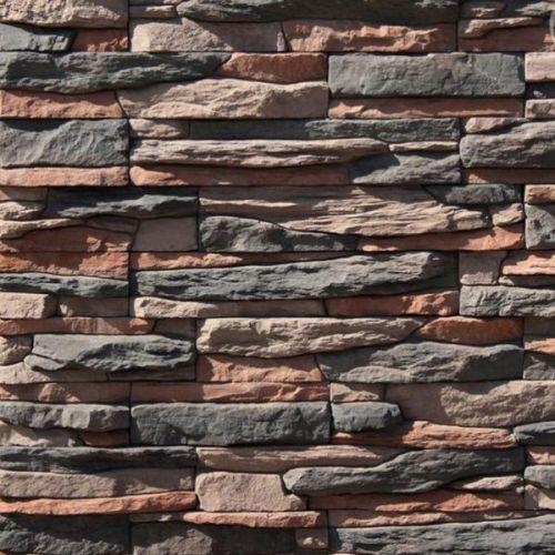 Искусственный камень White Hills Уорд Хилл 132-40 красно-коричневый