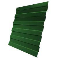 Профнастил С8 Grand Line Optima Pe 0,4 мм RAL 6002 лиственно-зеленый