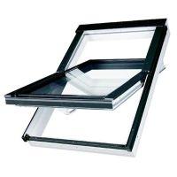 Окно мансардное Fakro PTP U3 780x1180 мм ручка снизу